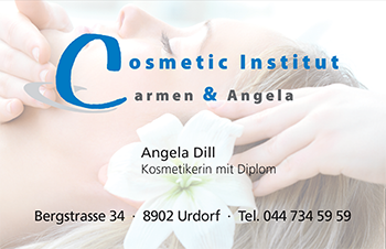 Cosmetic Institut Carmen & Angela in Urdorf