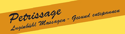 Petrissage Luginbühl Massagen